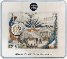 Frankreich 2 Euro 2015 225 J. Föderationsfest im Blister