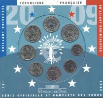 Frankreich Euro-KMS 2009