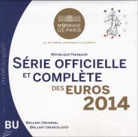 Frankreich Euro-KMS 2014