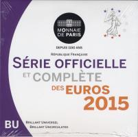 Frankreich Euro-KMS 2015