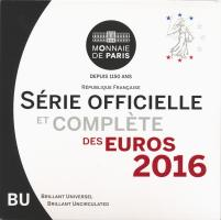 Frankreich Euro-KMS 2016