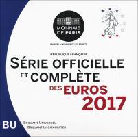 Frankreich Euro-KMS 2017