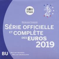 Frankreich Euro-KMS 2019