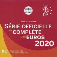 Frankreich Euro-KMS 2020