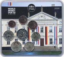 Frankreich Euro-KMS 2020 World Money Fair '20
