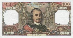 Frankreich / France P.149f 100 Francs 1978 (1)