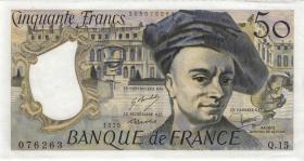 Frankreich / France P.152a 50 Francs 1979 (2)
