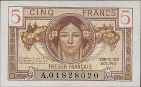 Frankreich / France P.M06 5 Francs (1947) (1)