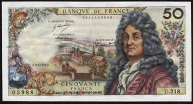 Frankreich / France P.148d 50 Francs 3.5.1973 (1)