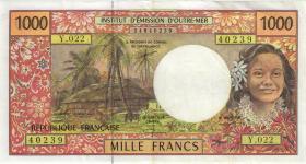 Frz. Pazifik Terr. / Fr. Pacific Terr. P.02 1000 Francs (1996-2006) (3)