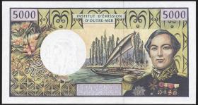 Frz. Pazifik Terr. / Fr. Pacific Terr. P.03g 5.000 Francs (2002-06) (1)