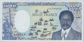 Gabun / Gabon P.09 1000 Francs 1985 (1)