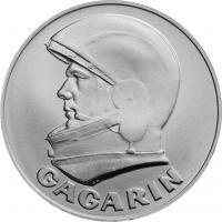 Juri Gagarin Medaille 1. Mensch im All
