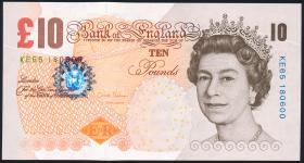 Großbritannien / Great Britain P.389d 10 Pounds (2012) (1)
