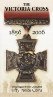 Großbritannien 2 x 50 Pence 2006 Victoria Cross