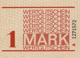 DDR Gefängnisgeld Serie A 1 Mark (1)
