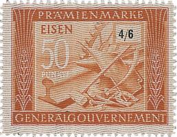 Generalgouvernement 50 Punkte Eisen (1)