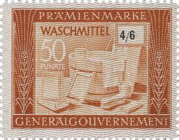 Generalgouvernement 50 Punkte Waschmittel (1)