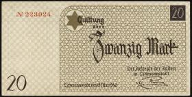 Get-06c Getto Litzmannstadt 20 Mark 1940 (2)