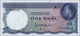 Ghana P.05 1 Cedi (1965) (1)