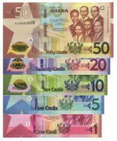 Ghana P.neu 1 - 50 Cedis LOT 2019 (1)