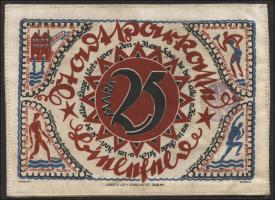 Bielefeld GP.17c 25 Mark 1921 Seide (1)