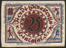 Bielefeld GP.17f 25 Mark 1921 Seide (1)