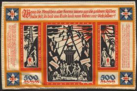 Bielefeld GP.23b 500 Mark 1922 Seide (1)