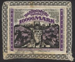 Bielefeld GP.30c 10.000 Mark 1923 Leinen (2)
