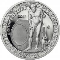 Griechenland 10 Euro 2017 Diogenes