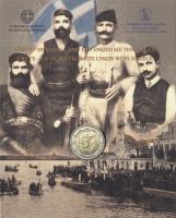 Griechenland 2 Euro 2013 Beitritt Kretas im Blister