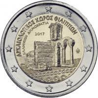 Griechenland 2 Euro 2017 Philippi
