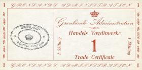 Grönland / Greenland P.M08 1 Skilling (1942) (1)