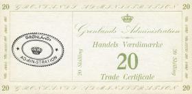 Grönland / Greenland P.M10 20 Skilling (1942) (1)