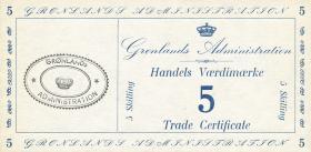 Grönland / Greenland P.M09 5 Skilling (1942) (1)