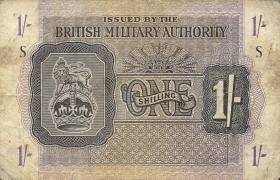 Großbritannien / Great Britain P.M02 1 Shilling (1943) (3-)