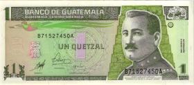 Guatemala P.099 1 Quetzal 1998 (1)