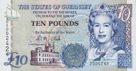 Guernsey P.57b 10 Pounds (1995) (1)