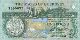 Guernsey P.52b 1 Pound (ab 1991) (1)