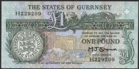 Guernsey P.48b 1 Pound (1980-89) (1)