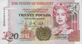 Guernsey P.58a 20 Pounds (1996) (1)
