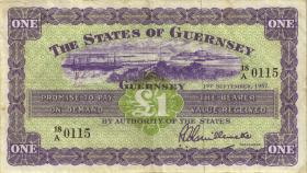 Ungarn / Hungary P.043 1 Pfund 11.9.1957 (3)