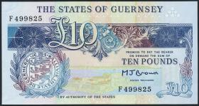 Guernsey P.50b 10 Pounds (1980-89) (1)