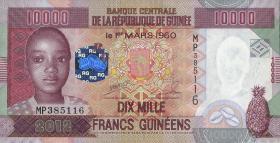 Guinea P.46 10000 Francs 2012 (1)
