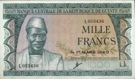 Guinea P.15 1000 Francs 1960 (1)
