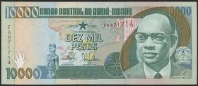 Guinea-Bissau P.15a 10000 Pesos 1990 (1)