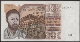 Guinea-Bissau P.02 100 Pesos 1975 (1)