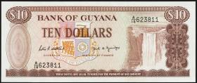 Guyana P.23d 10 Dollars (1966-92) (1)