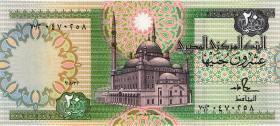 Ägypten / Egypt P.52b 20 Pounds (1986-87) (1)