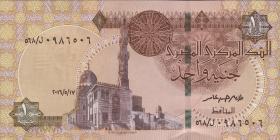 Ägypten / Egypt P.Neu1 1 Pound (2016) (1)